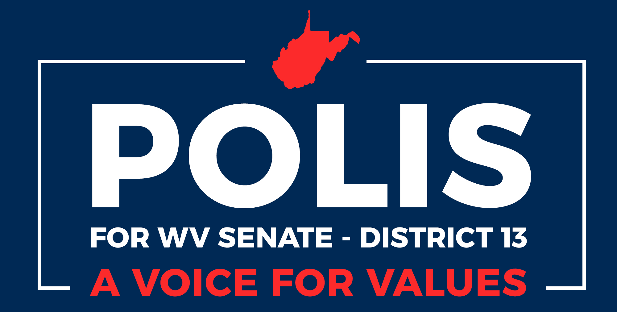 REBECCA POLIS FOR WV SENATE 2020
